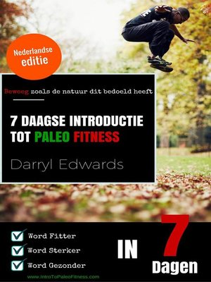 cover image of 7 Daagse Introductie tot Paleo Fitness