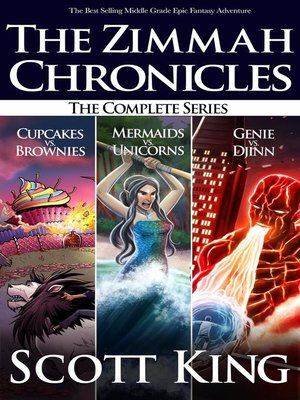 cover image of The Zimmah Chronicles