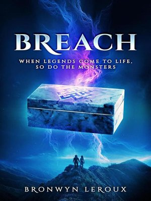 cover image of Breach