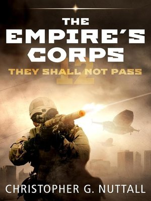 cover image of They Shall Not Pass