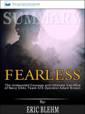 cover image of Summary of Fearless