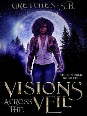 cover image of Visions Across the Veil
