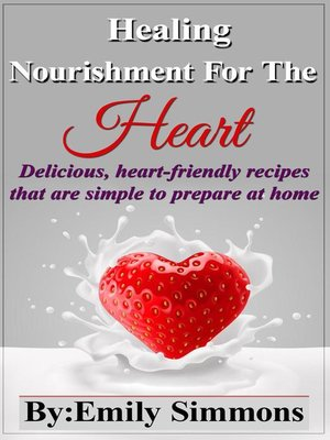 cover image of Healing Nourishment for the Heart