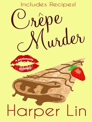 cover image of Crepe Murder