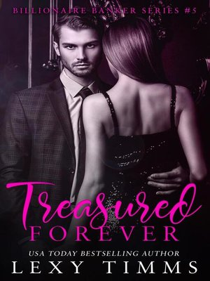 cover image of Treasured Forever
