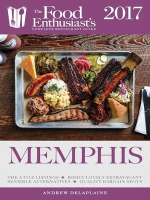 cover image of Memphis--2017