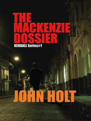 cover image of The Mackenzie Dossier