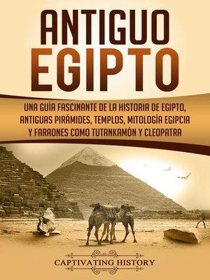 cover image of Antiguo Egipto