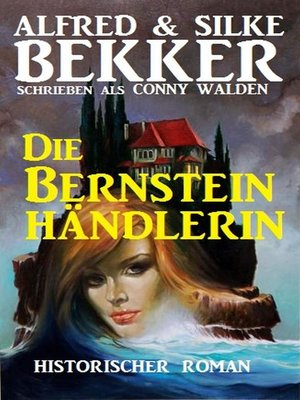 cover image of Die Bernsteinhändlerin