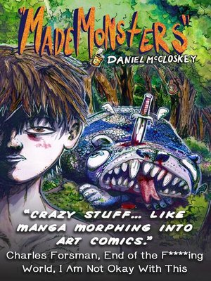 "cover image of ""Made Monsters"", #1"