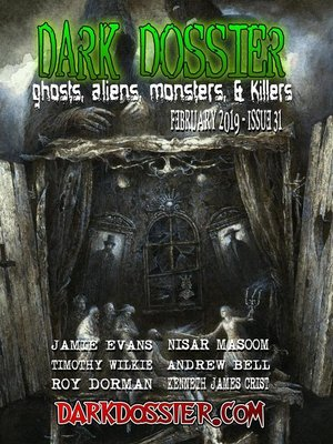 cover image of Dark Dossier #31