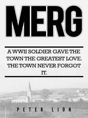 cover image of MERG