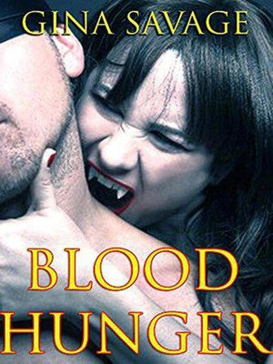 cover image of Blood Hunger