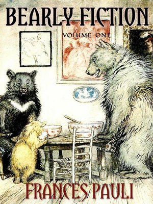 cover image of Bearly Fiction, #1