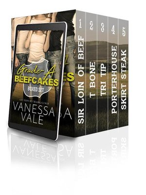 cover image of Grade-A Beefcakes Complete Boxed Set