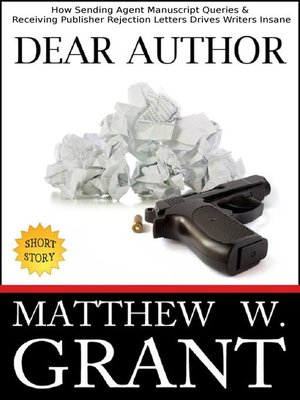 cover image of Dear Author