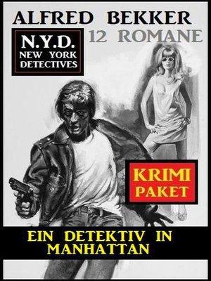 cover image of Ein Detektiv in Manhattan