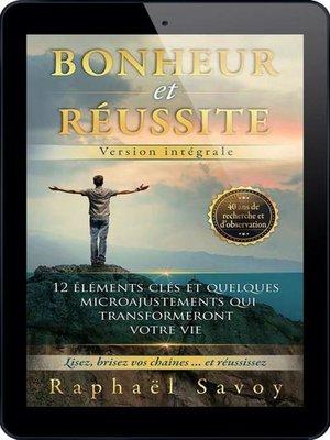 cover image of Bonheur et Réussite