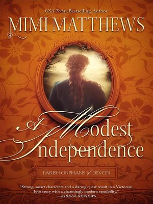 cover image of A Modest Independence