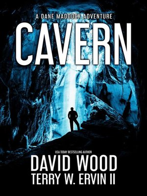 cover image of Cavern- a Dane Maddock Adventure