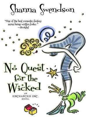 cover image of No Quest for the Wicked