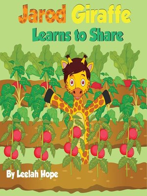cover image of Jarod Giraffe Learns to Share