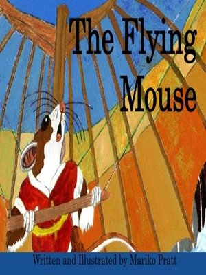 cover image of The Flying Mouse