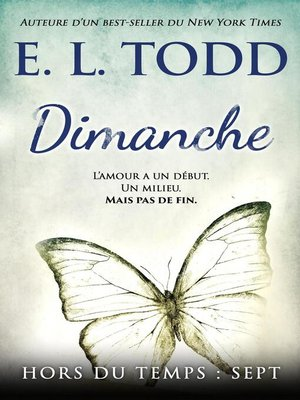 cover image of Dimanche