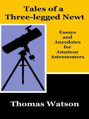 cover image of Tales of a Three-legged Newt