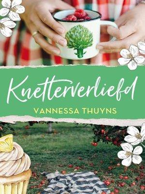 cover image of Knetterverliefd