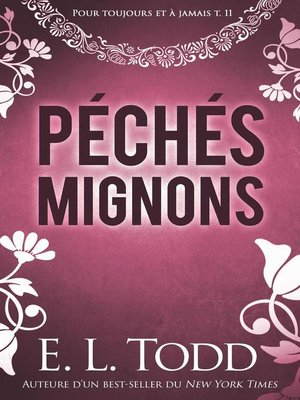 cover image of Péchés mignons