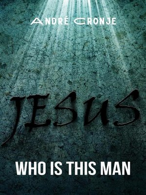 cover image of Who Is This Man
