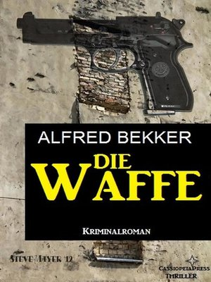 cover image of Die Waffe
