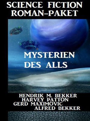 cover image of Science Fiction Roman-Paket Mysterien des Alls