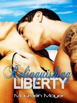 cover image of Relinquishing Liberty