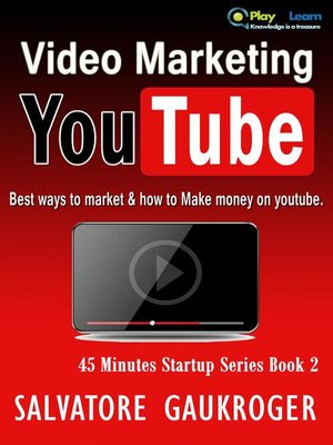 cover image of Video Marketing Youtube