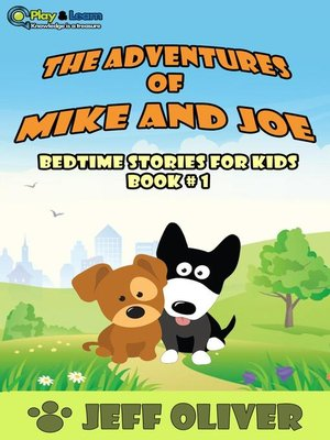 cover image of The Adventure of Mike and Joe
