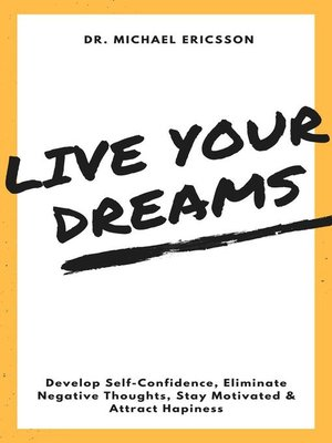 cover image of Live Your Dreams