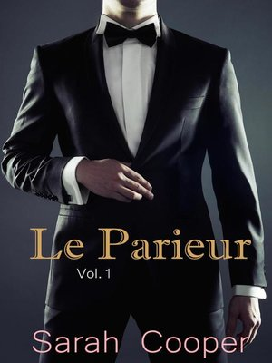 cover image of Le Parieur
