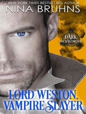 cover image of Lord Weston, Vampire Slayer