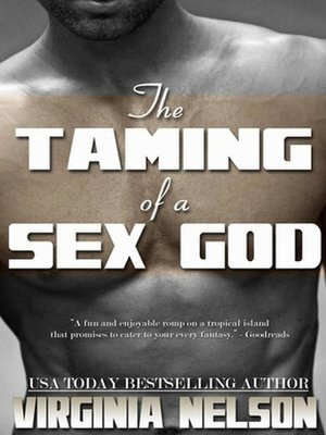 cover image of Taming of a Sex God