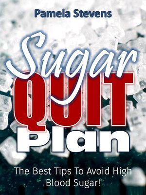 cover image of Sugar Quit Plan