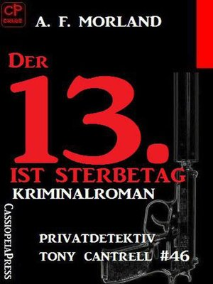 cover image of Der 13. ist Sterbetag