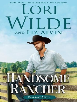 cover image of Handsome Rancher