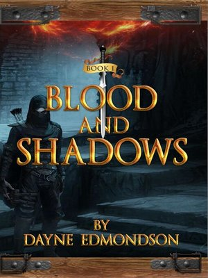 cover image of Blood and Shadows
