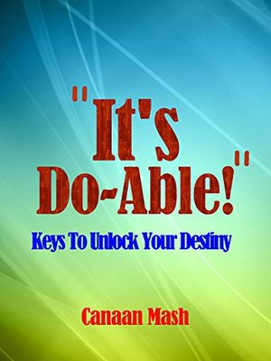 "cover image of ""It's Do-Able!"" Keys to Unlock Your Destiny"