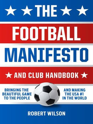 cover image of The Football Manifesto and Club Handbook