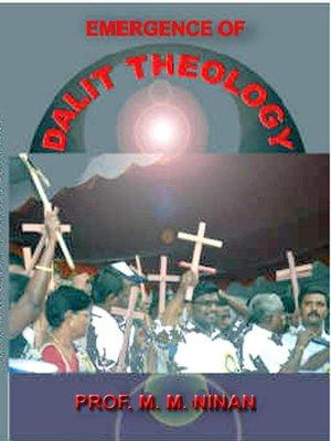 cover image of Emergence of Dalit Theology
