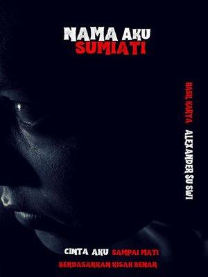 cover image of Nama aku Sumiati