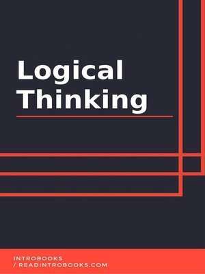 cover image of Logical Thinking